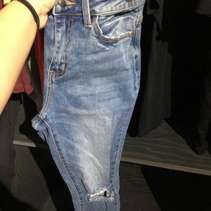 Size 3 Fashion Nova Jeans